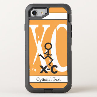 XC Cross Country Runner OtterBox Phone Case