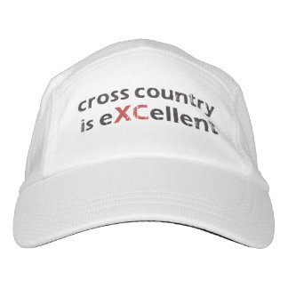XC Cross Country Running is eXCellent Hat