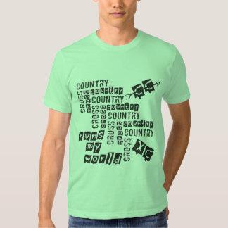 XC Cross Country Runs Shirt