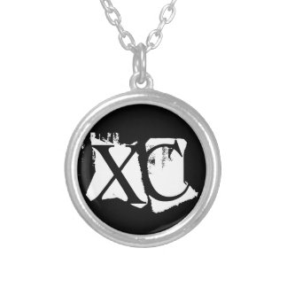 XC - Cross Country - XC Running Necklace