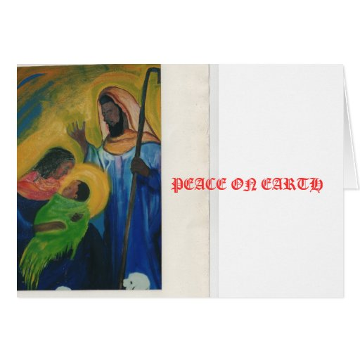 xcard002, paz en la tierra, PAZ EN LA TIERRA Tarjeta