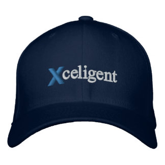 Xceligent Chapeau Embroidered Baseball Cap