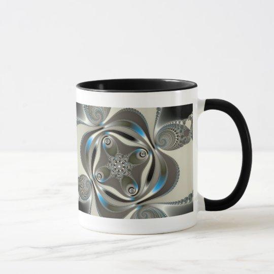 xChrome - Fractal Mug