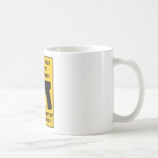 xd45 classic white coffee mug