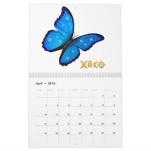 Xeko Calendar