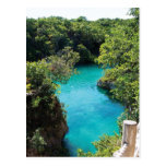 Xel-Ha Nature Park, Mexico Postcard