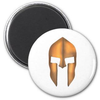 Xeni espartano imán redondo 5 cm