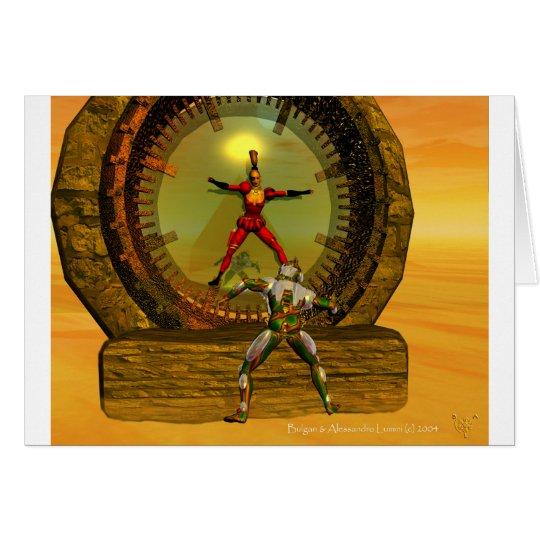 XENIA MEETS TITAN CARD