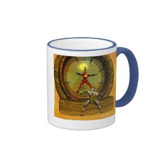 XENIA MEETS TITAN COFFEE MUGS