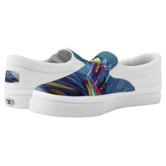 XeniX Slip-On Sneakers
