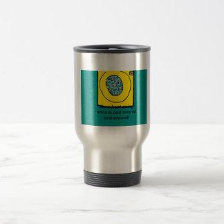 xeno pg 4040, Xeno kept going around and around... Coffee Mug