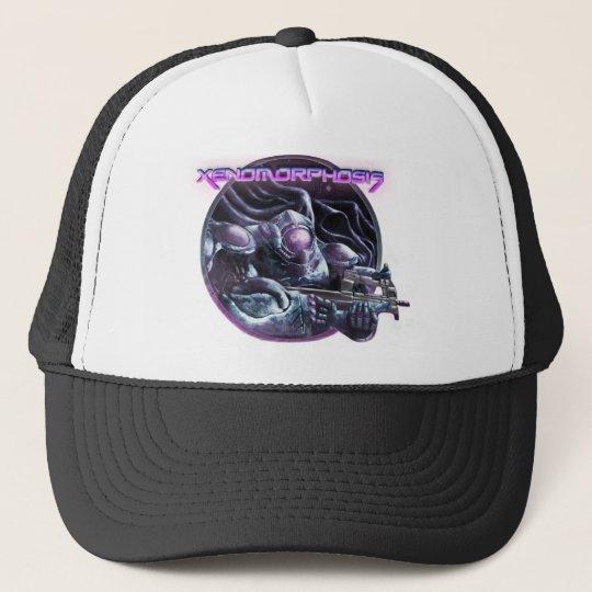 Xenomorphosis Circle Logo Trucker Hat