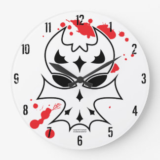 XenoSkull Clocks