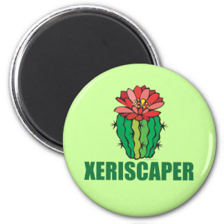 Xeriscaping Magnet