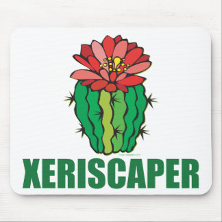 Xeriscaping Mouse Pad