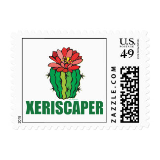 Xeriscaping Postage