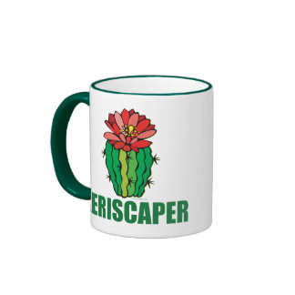 Xeriscaping Ringer Mug