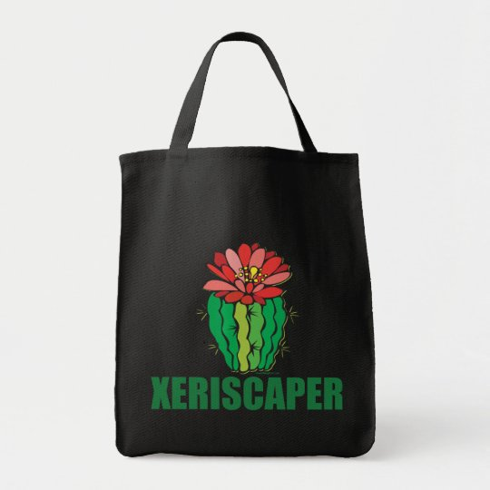 Xeriscaping Tote Bag