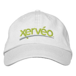 Xerveo Hat (white) Embroidered Hat