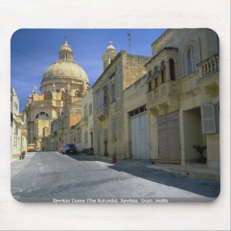 Xewkija Dome (The Rotunda), Xewkija, Gozo, Malta Mousepads