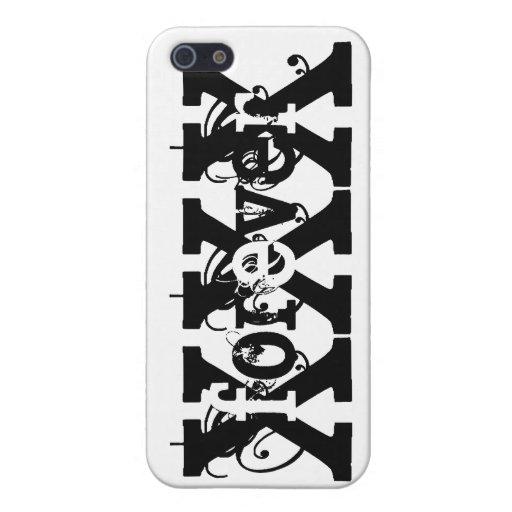 XforeverX iPhone 5 Cárcasas