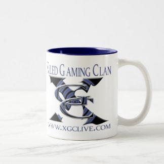 XGC Coffee Cup Two-Tone Coffee Mug