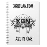 XGN Notebook!