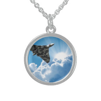 XH558 STERLING SILVER NECKLACE