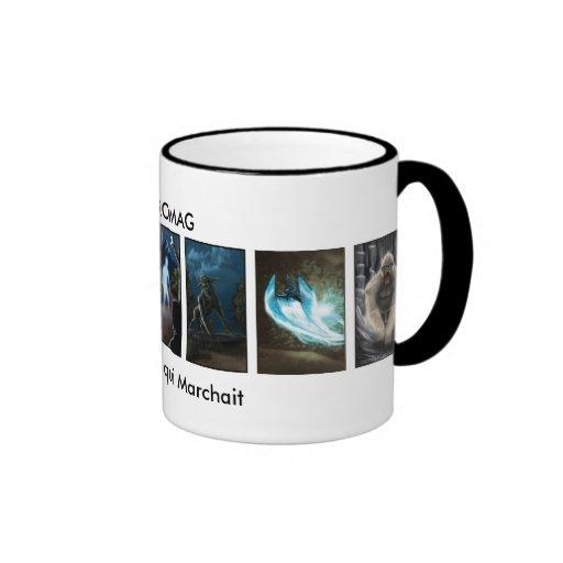 Xhoromag - Tasse Ringer Coffee Mug