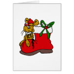 Xhristmas Mouse Greeting Cards