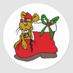 Xhristmas Mouse Stickers