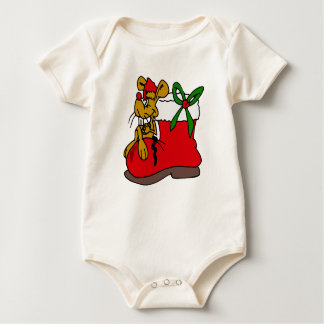 Xhristmas Mouse Rompers