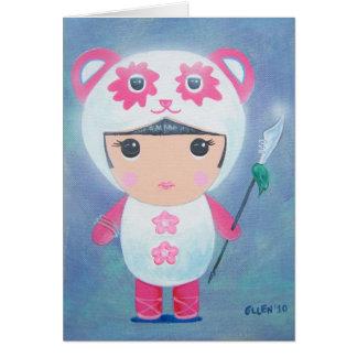 Xiao Xuan Xuan From Chinese Kungfu Land Card