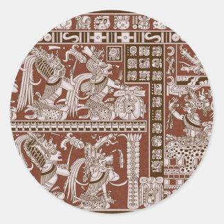 Xibalba Classic Round Sticker