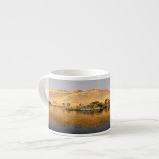 Xícara of coffee Rio Nile, Egypt Espresso Cup