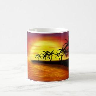 Xícara - Tropical Coffee Mug