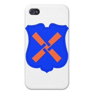 XII Corps iPhone 4/4S Covers
