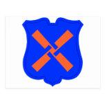 XII cuerpo Tarjetas Postales