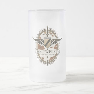 XII Desert Camo Frosted Mug - 16oz