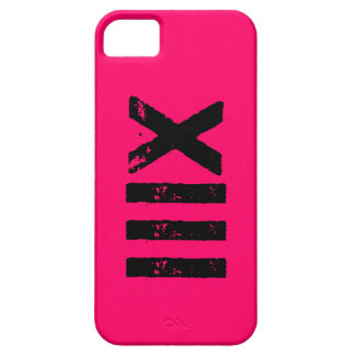 XIII IPHONE CASE iPhone 5 COVERS