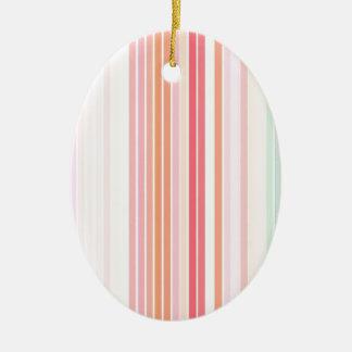 xiii.jpg adorno navideño ovalado de cerámica