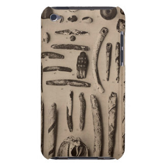 XIII Stone glass ornaments So California iPod Touch Cases