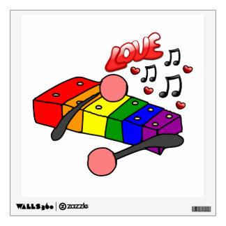 Xilófono de LGBT