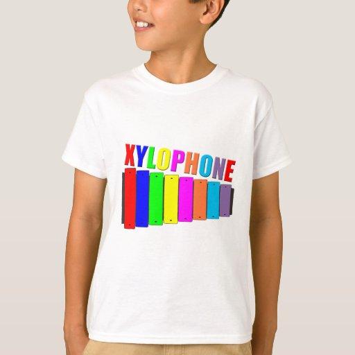 xilófono del arco iris poleras
