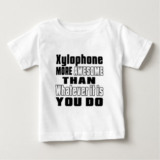 Xilófono más impresionante lo que usted lo hace camisetas