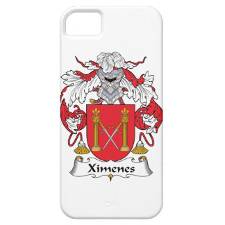 Ximenes Family Crest iPhone 5/5S Covers