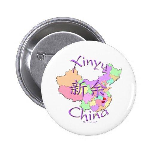 Xinyu China Pin
