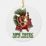Xipe Totec Adornos De Navidad
