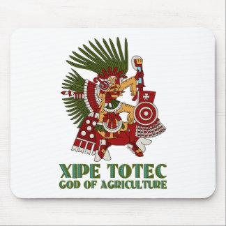 Xipe Totec Mousepads