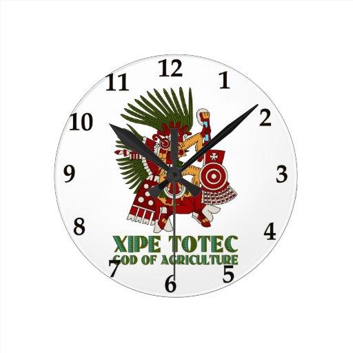 Xipe Totec Relojes